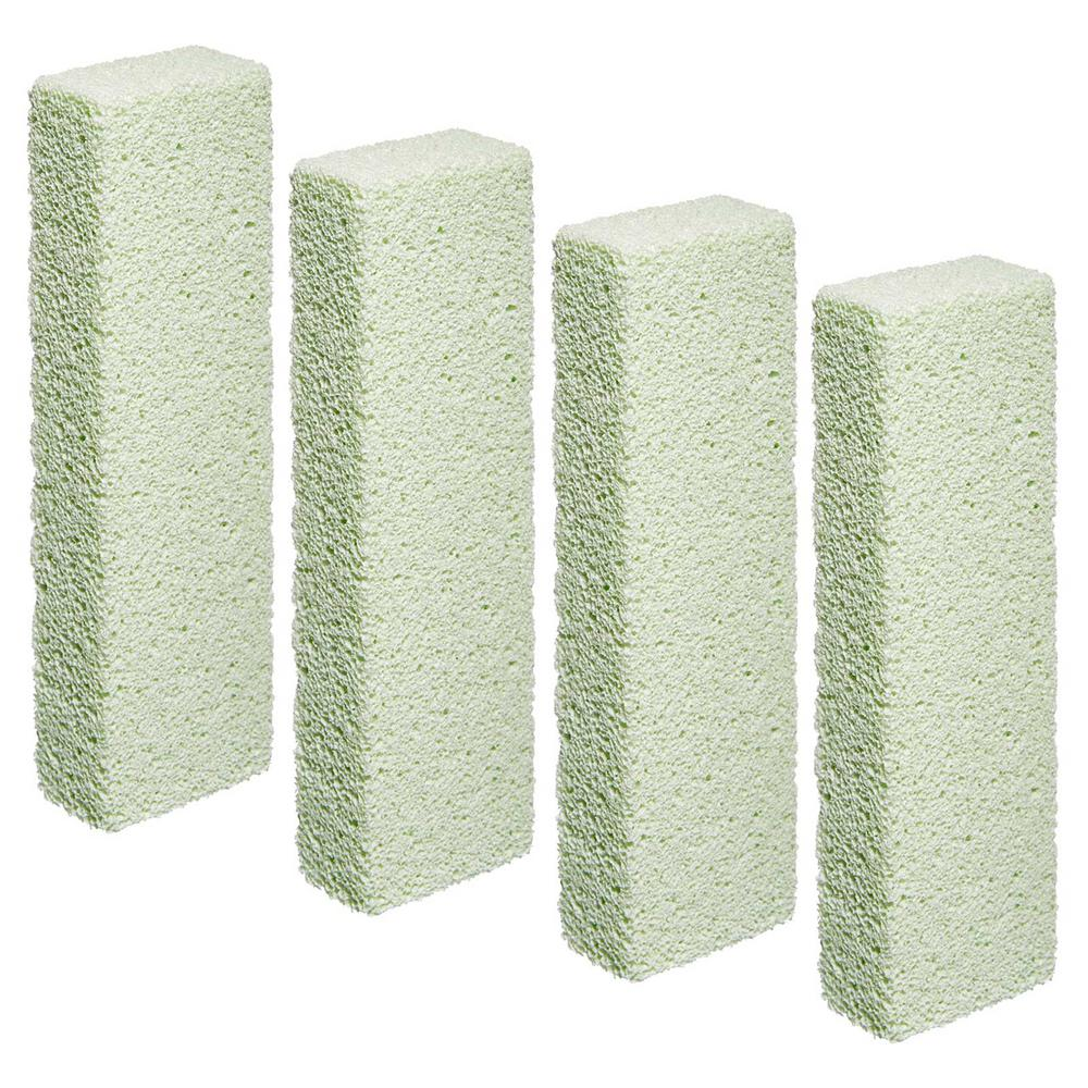 Porcelain and Ceramic Bath and Kitchen Stone - Shower, Bathtub, Sink,  Toilet, Stove, Tile and Spa Cleaner (4-Pack)