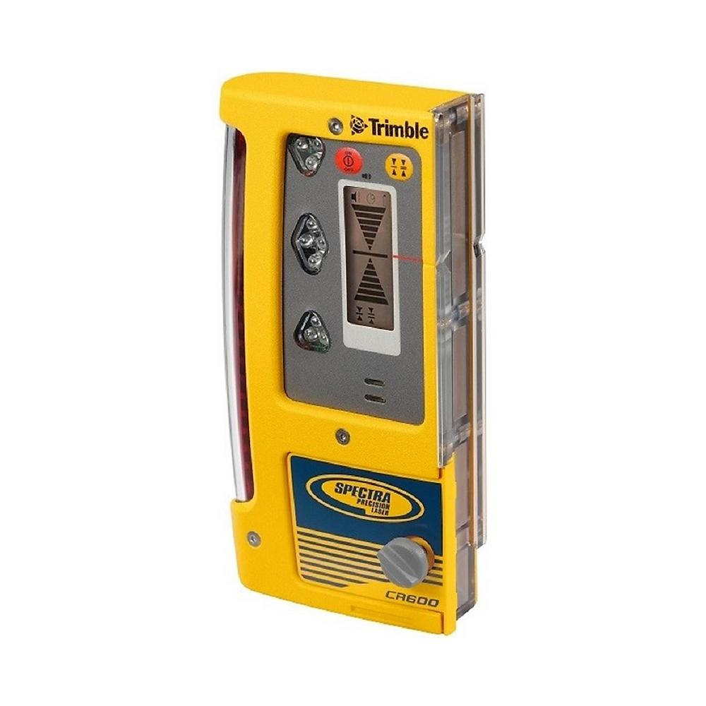 Spectra Precision Machine Control Laser Level Receiver with Magnetic Mount