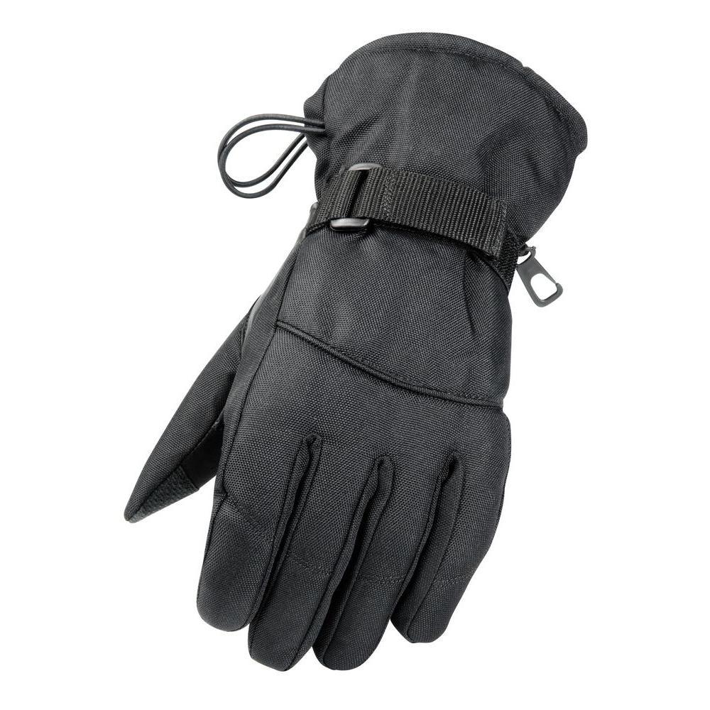 SX-3 Snow X-Large Black Glove
