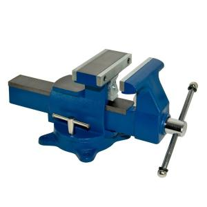 Yost 8 In Multi Purpose Reversible Mechanics Vise 880 Di The Home Depot