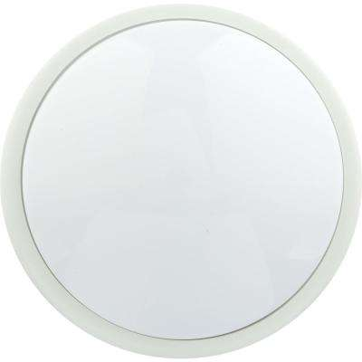 5 in. LED White Puck Light (2-Pack)