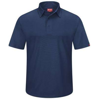 Men's Size L Navy Professional Polo
