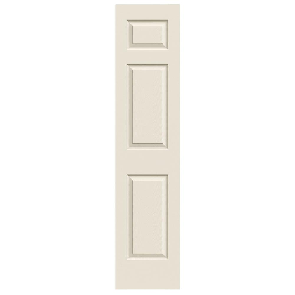 Jeld Wen 20 In X 80 In Colonist Primed Textured Molded