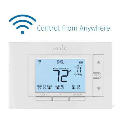 Emerson Sensi Wi-Fi Thermostat for Smart Home