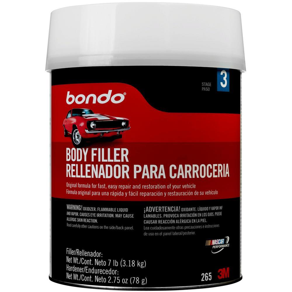 3M Bondo 1 gal. Lightweight Body Filler