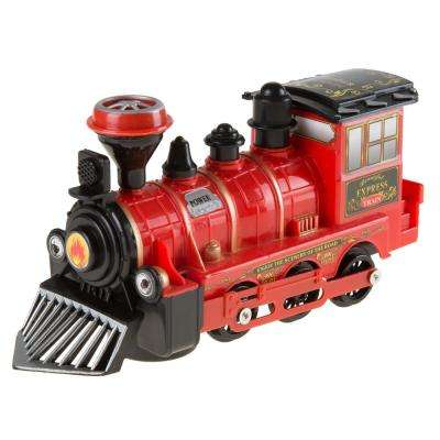 Small Locomotive Engine Toy Train