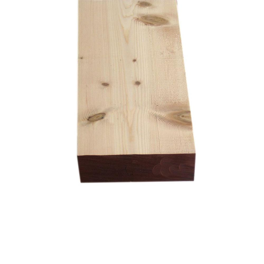 null 4 in. x 12 in. x 12 ft. Prime #1 Douglas Fir Lumber