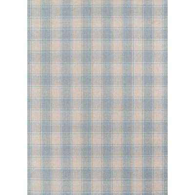 Charles Light Blue 3 ft. 6 in. x 5 ft. 6 in. Accent Rug