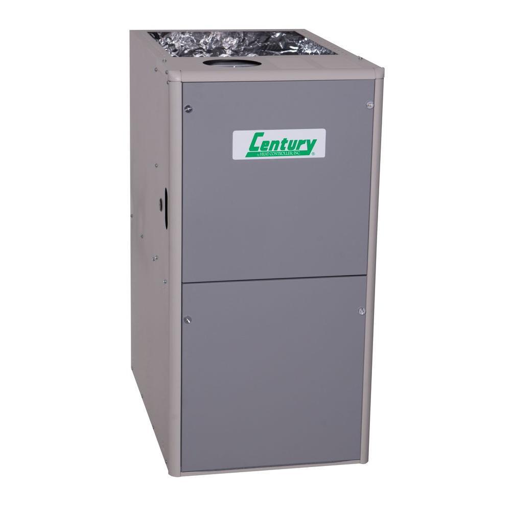 Century GUH Series 80% 72,000 BTU Input 57,600 BTU Output Natural Gas Forced Hot Air Furnace