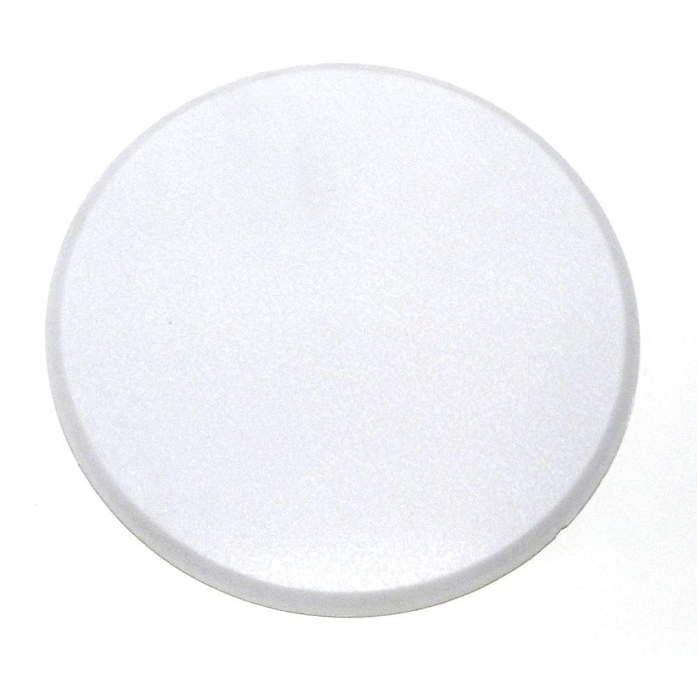 Barton Kramer 5 in. White Wall Protector