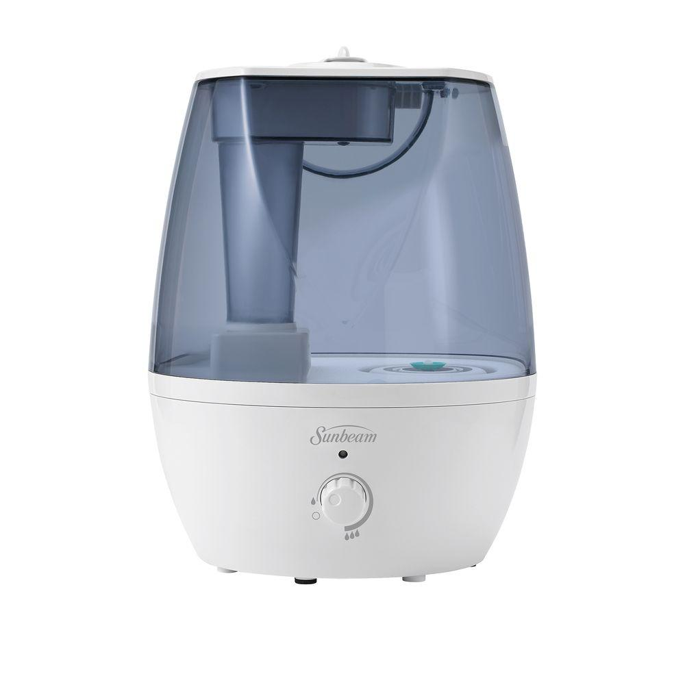 Sunbeam 2 Gal Ultrasonic Cool Mist Humidifier Sul900 U