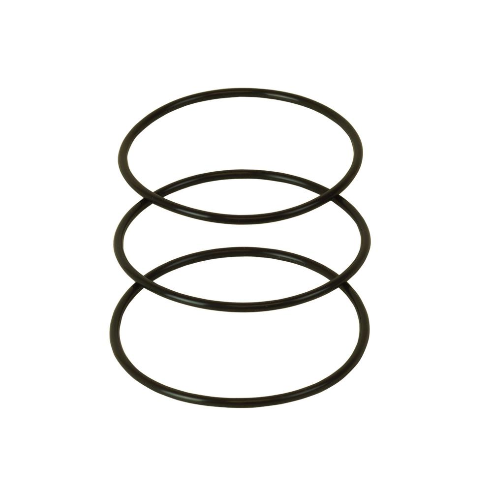 3.5 in. O.D. O-Ring Set (3-Pack) for 10 in. Standard Reverse