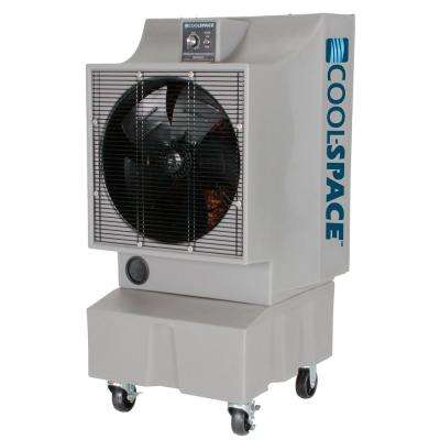 Glacier18 2825 CFM 12-Speed Portable Evaporative Cooler for 1200 sq. ft.