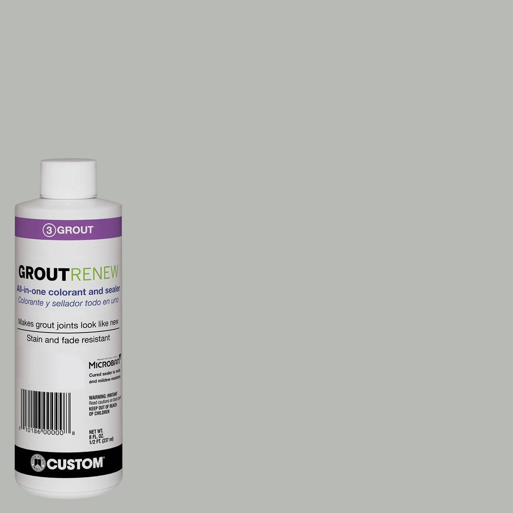 Polyblend #546 Cape Gray 8 oz. Grout Renew Colorant
