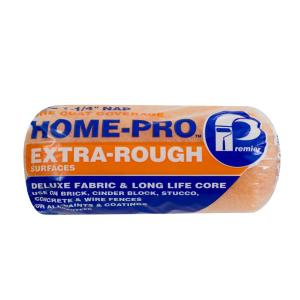 Home-Pro 9 inch x 1-1/4 inch Medium Density Polyester Roller Cover (36-Pack) by Home-Pro