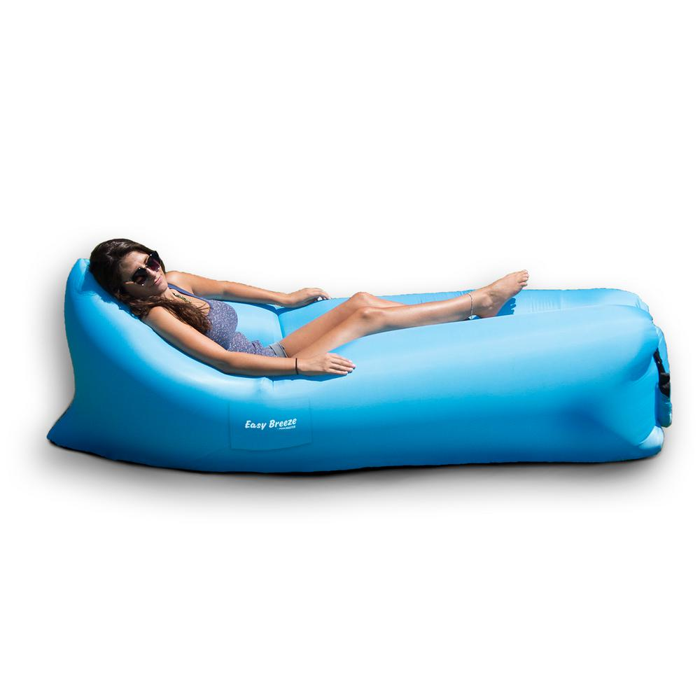 Poolmaster Easy Breeze Air Sofa Land Or Water Swimming Pool Float