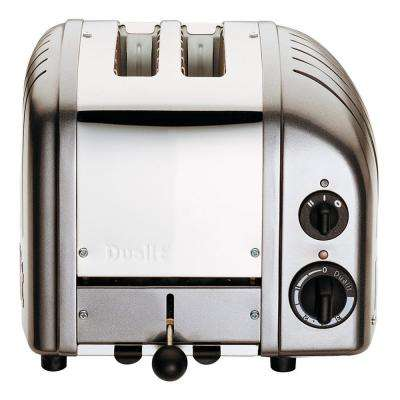 New Gen 2-Slice Charcoal Toaster