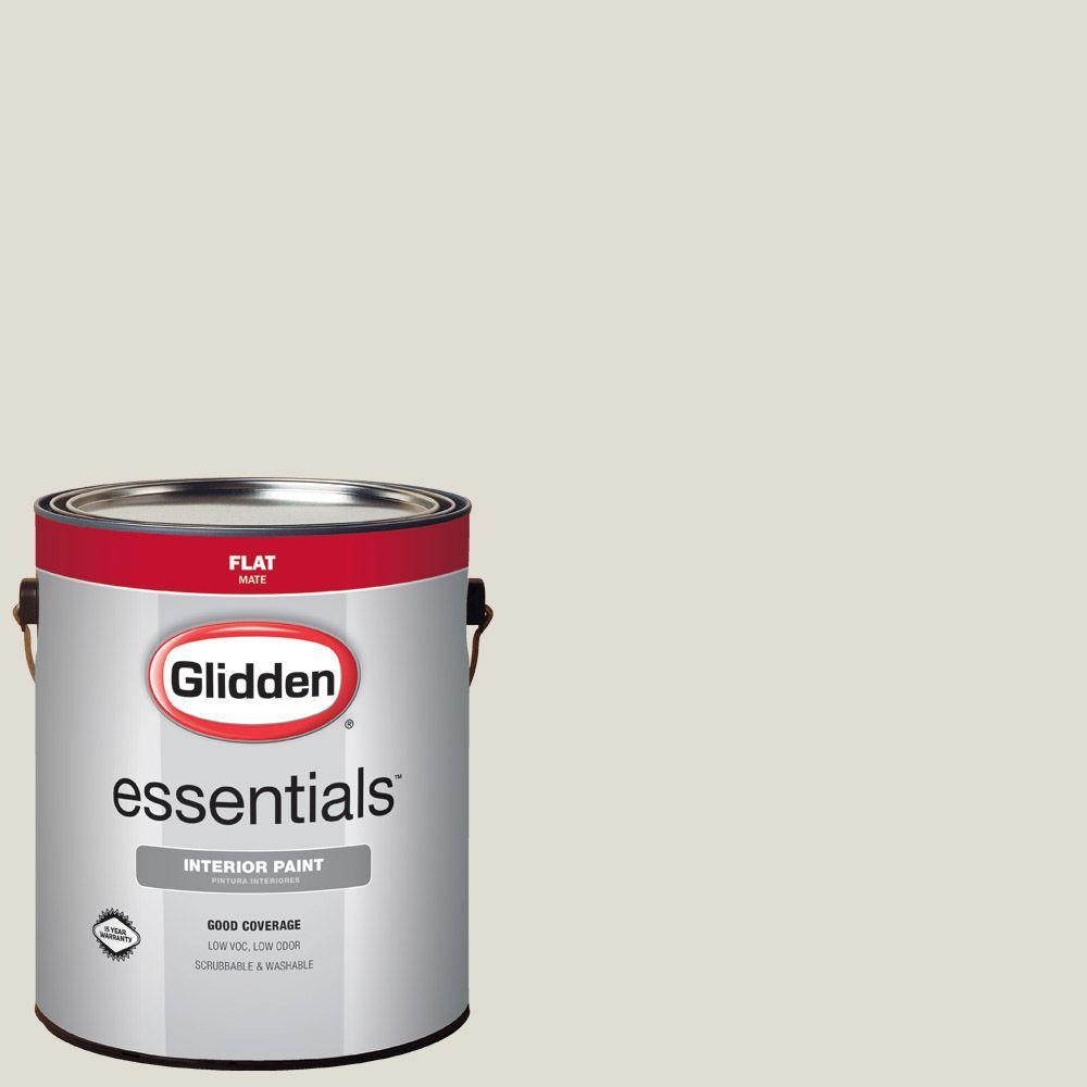 Hdgwn56u Light Silver Sage Flat Interior Paint