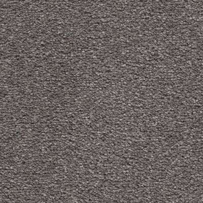 Carpet Sample - Mason I - Color Shadow Texture 8 in. x 8 in.