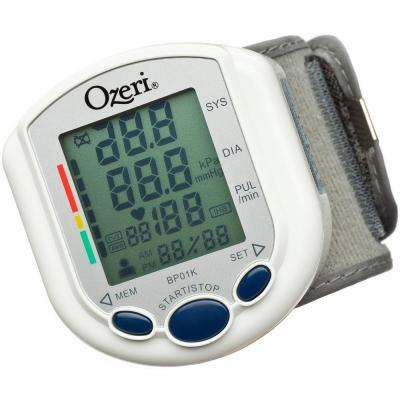 Digital Blood Pressure Monitor with Heart Health  and  Hypertension Indicator