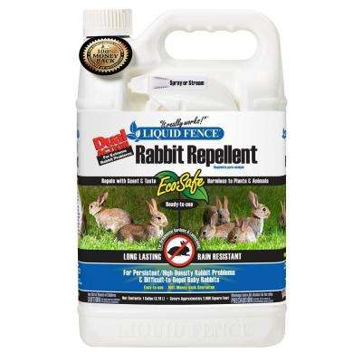 1 gal. Ready-to-Use Dual Action Rabbit Repellent Sprayer
