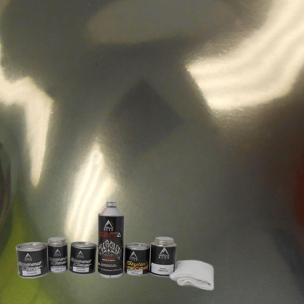 Alsa Refinish MirraChrome 1 pt. Chrome Paint Kit
