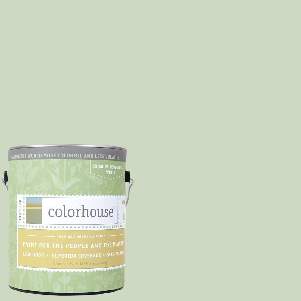 Colorhouse 1 gal. Leaf .06 Semi-Gloss Interior Paint