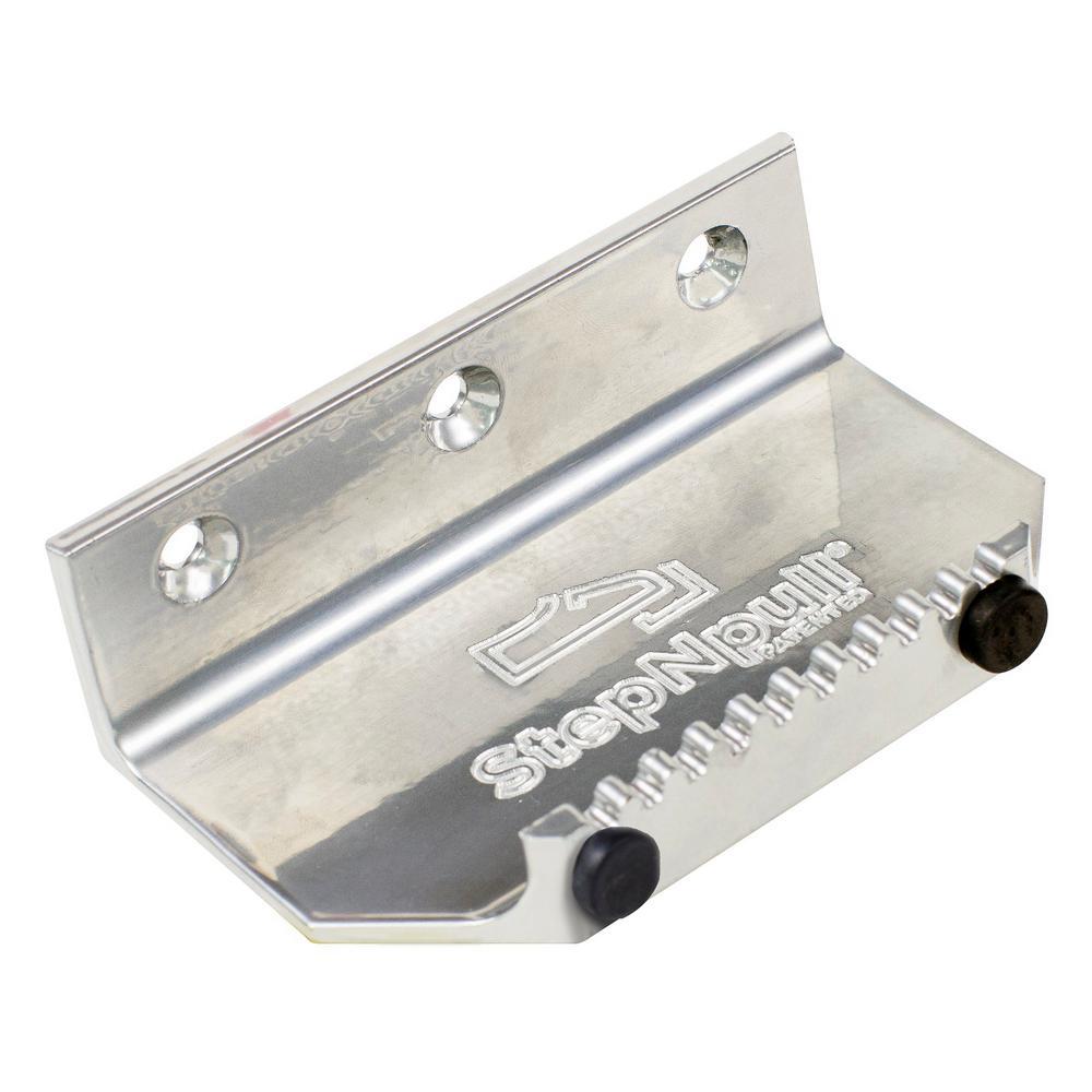 StepNpull Silver Foot Operated Door Opener