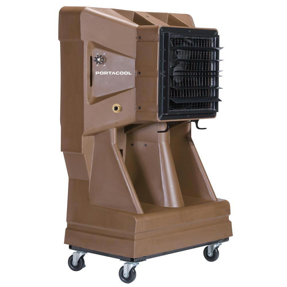 JetStream 4000 CFM Variable Speed Portable Evaporative Cooler for 1000 sq. ft.