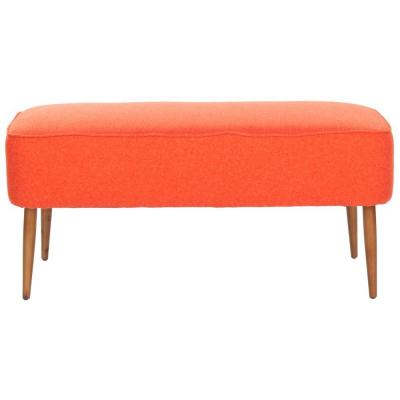 Levi Burnt Orange Bench