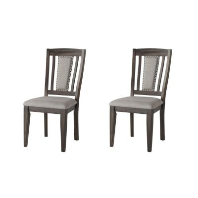 Steele Wooden Chair Set