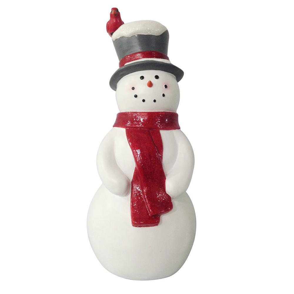 14 in. Pepperberry Lane Snowman