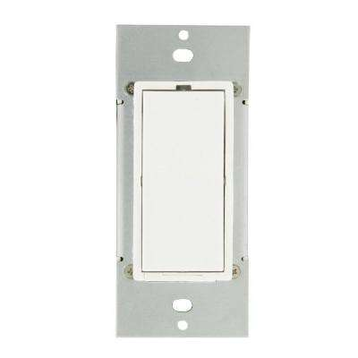 600-Watt HLC CFL/LED Dimmer, White