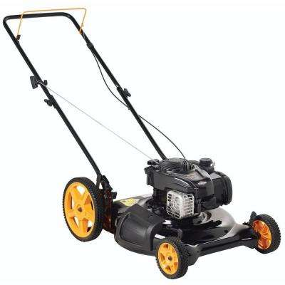 21 in. Walk-Behind Gas Push Mower
