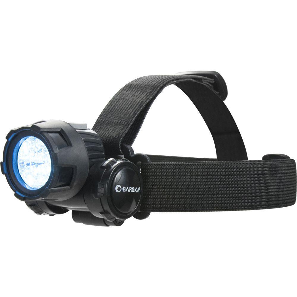 Click here to buy BARSKA 25-Lumen Headlamp Flashlight by BARSKA.