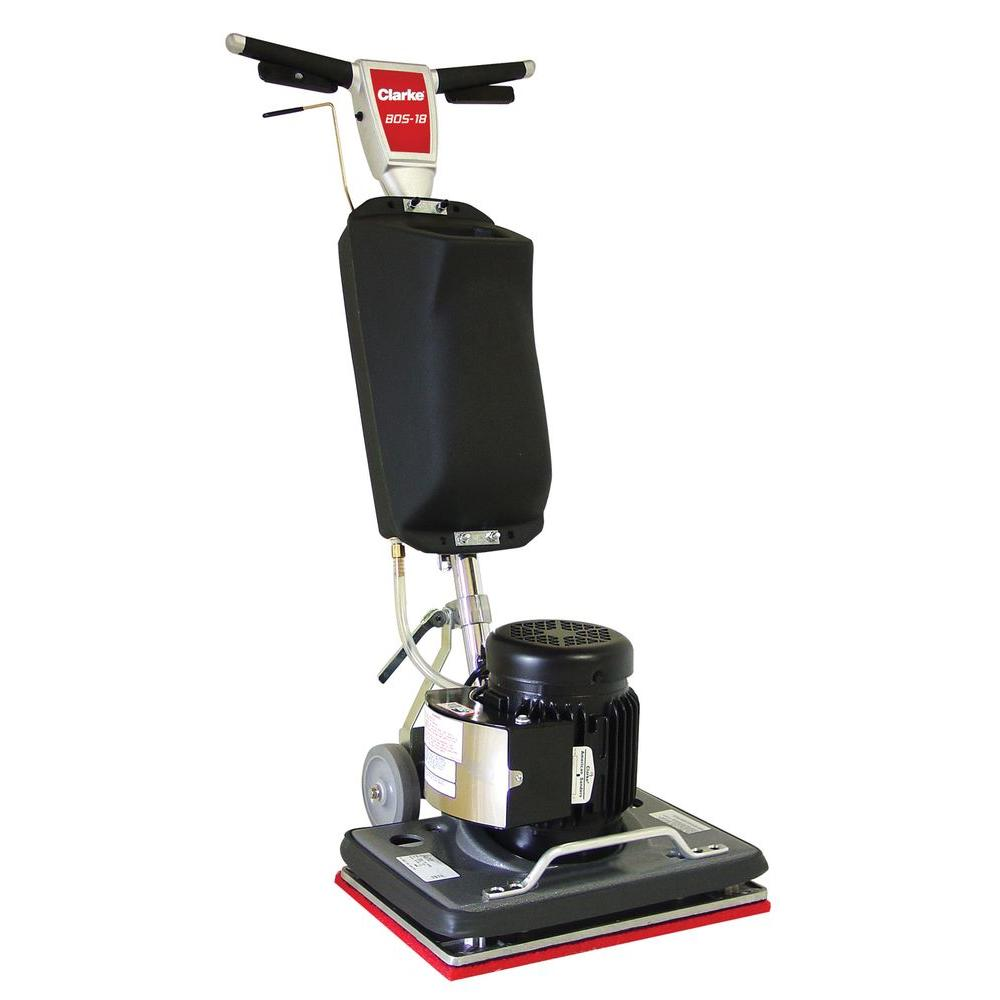 Clarke Bos 18 Commercial High Speed Orbital Floor Cleaning
