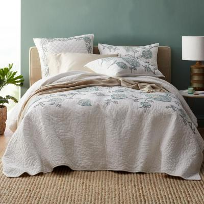 Alden Floral Cotton Quilt