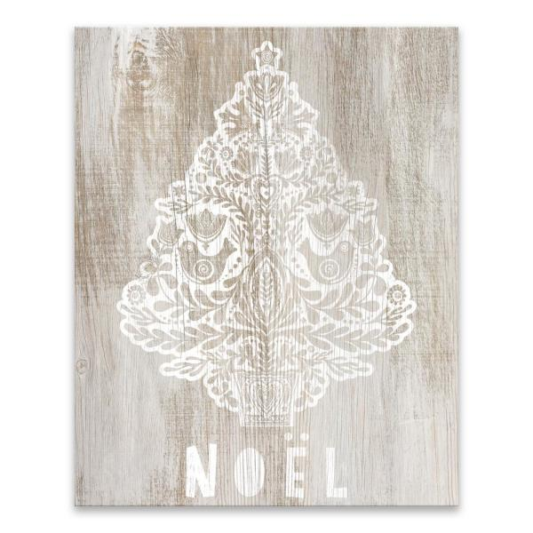Artissimo Designs ''Noel'' by Lot26 Studio Printed Canvas Wall Art 138643CP000