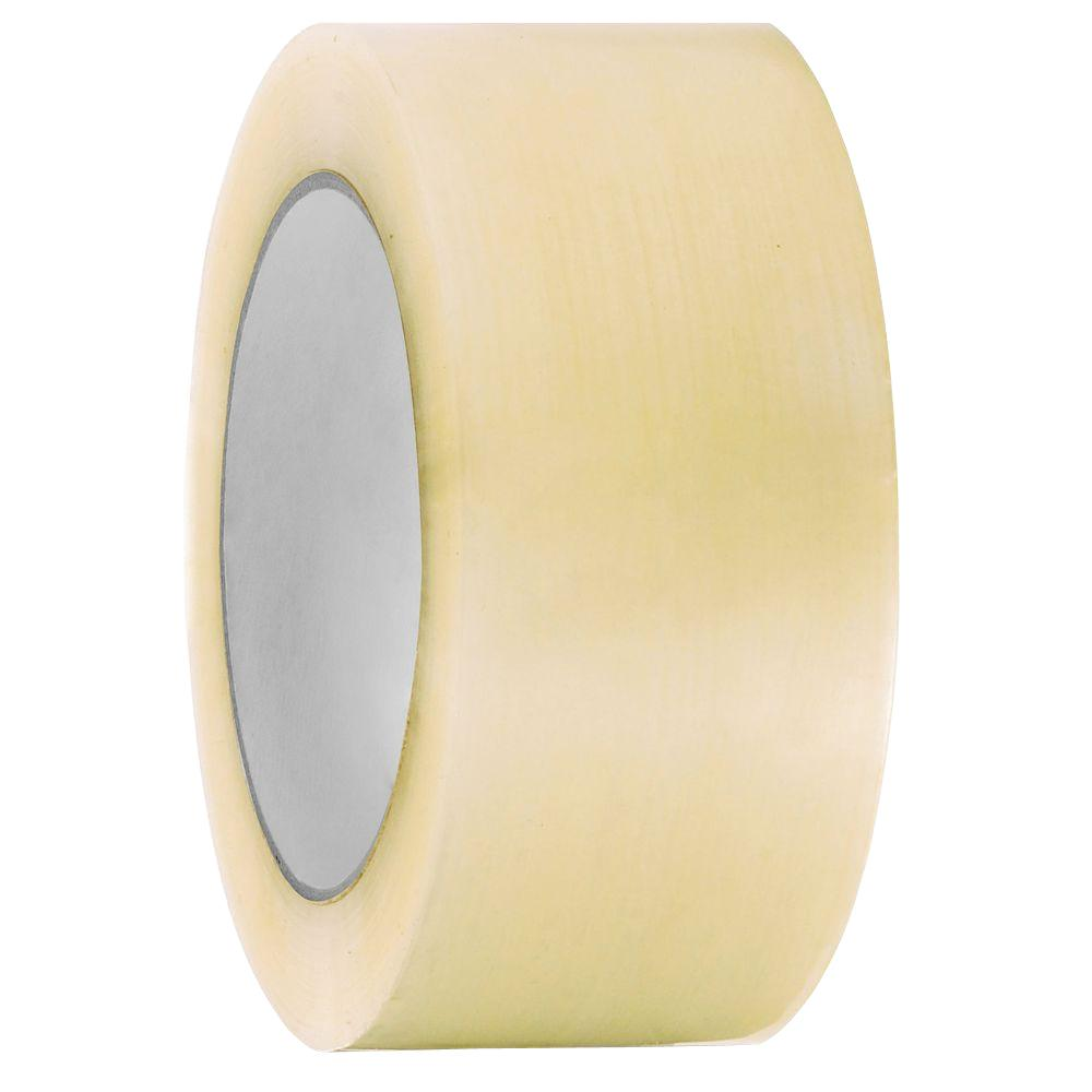 1.9 mm Hot-Melt Sealing Tape 3 in. x 55 yds. Clear