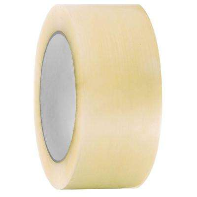 1.9 mm Hot-Melt Sealing Tape 3 in. x 55 yds. Clear (24-Carton)
