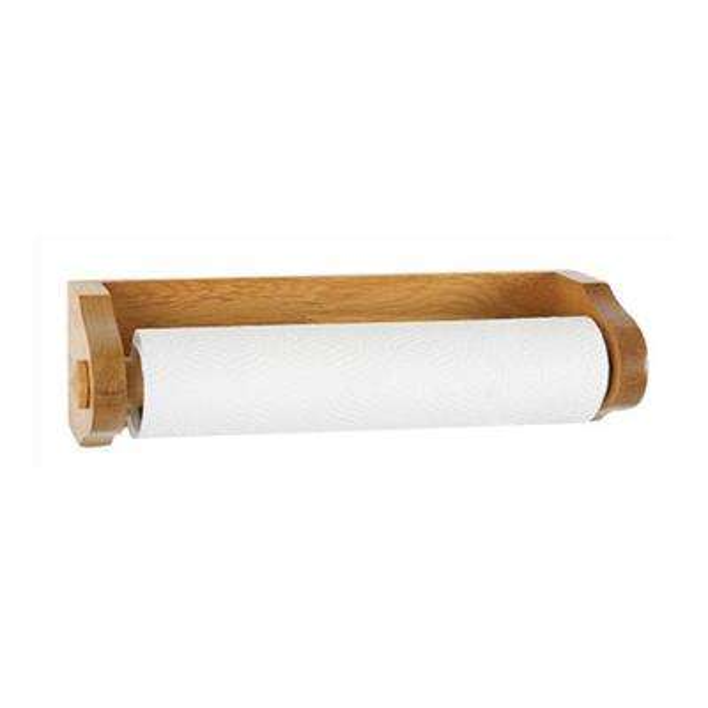 Dalton Paper Towel Holder in Honey Oak