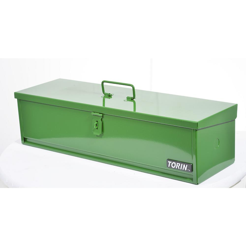 Big Red 20 in. Hand-Away Tool Box