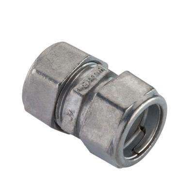 1/2 in. Electric Metallic Tube (EMT) Compression Coupling (5-Pack)