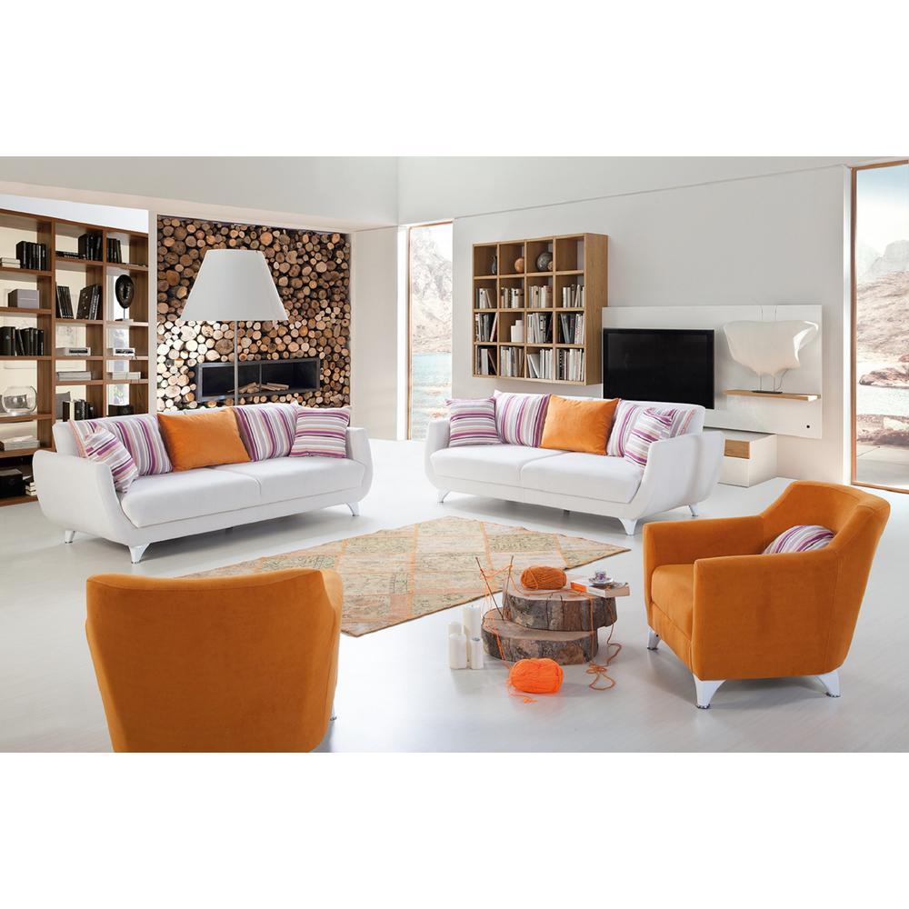 Dream White Sofa