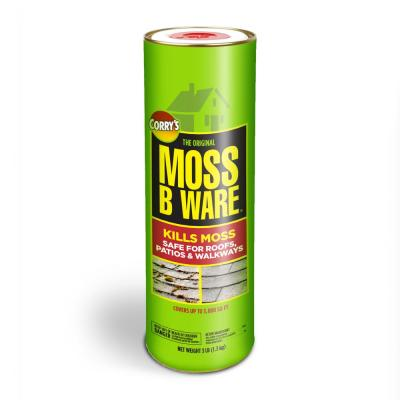 3 lbs. Moss-B-Ware for Roofs and Walks Granules