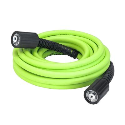 1/4 in. x 25 ft. 3100 PSI Pressure Washer Hose with M22 Fittings