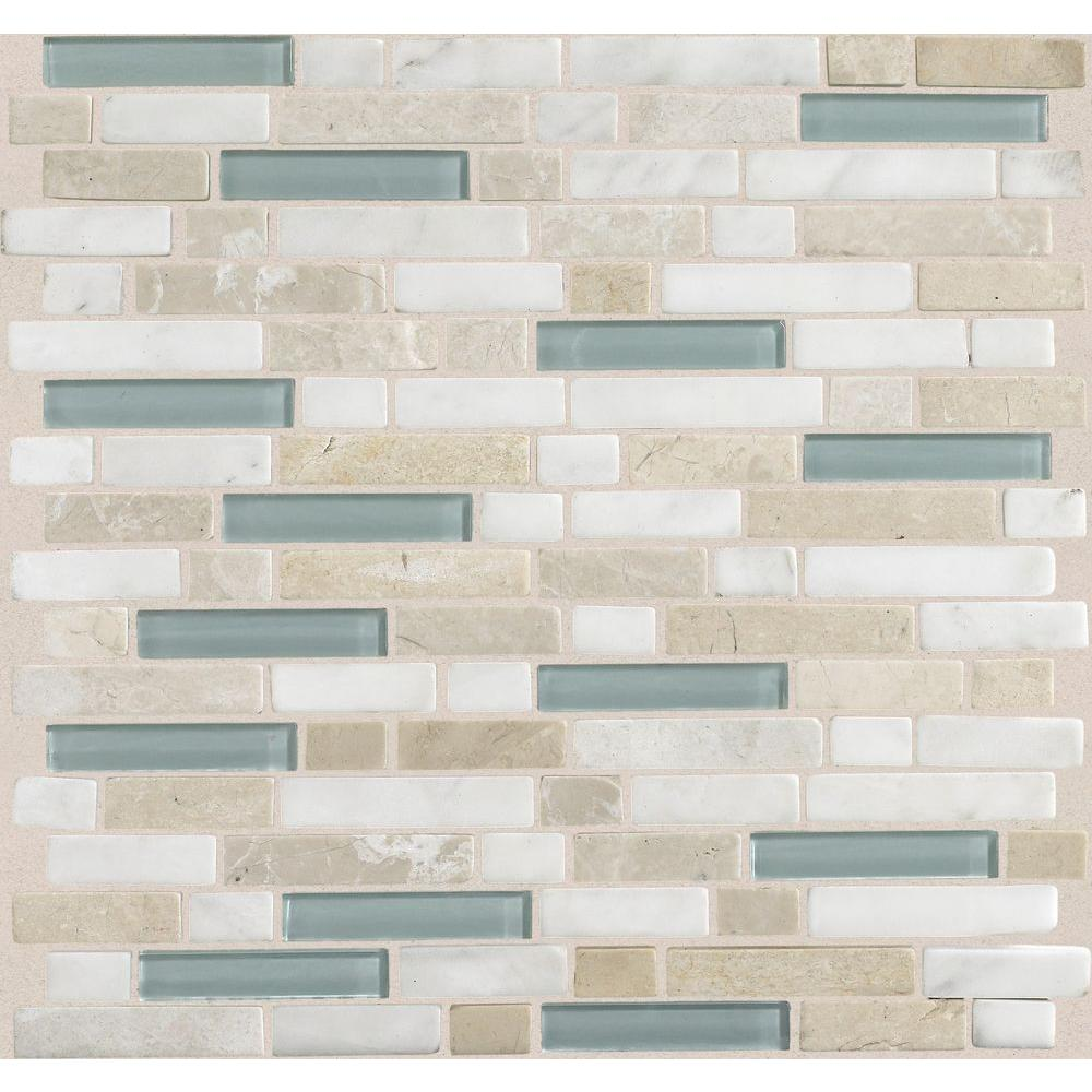 Daltile Stone Radiance Whisper Green In X In X Mm - Daltile robinson pa