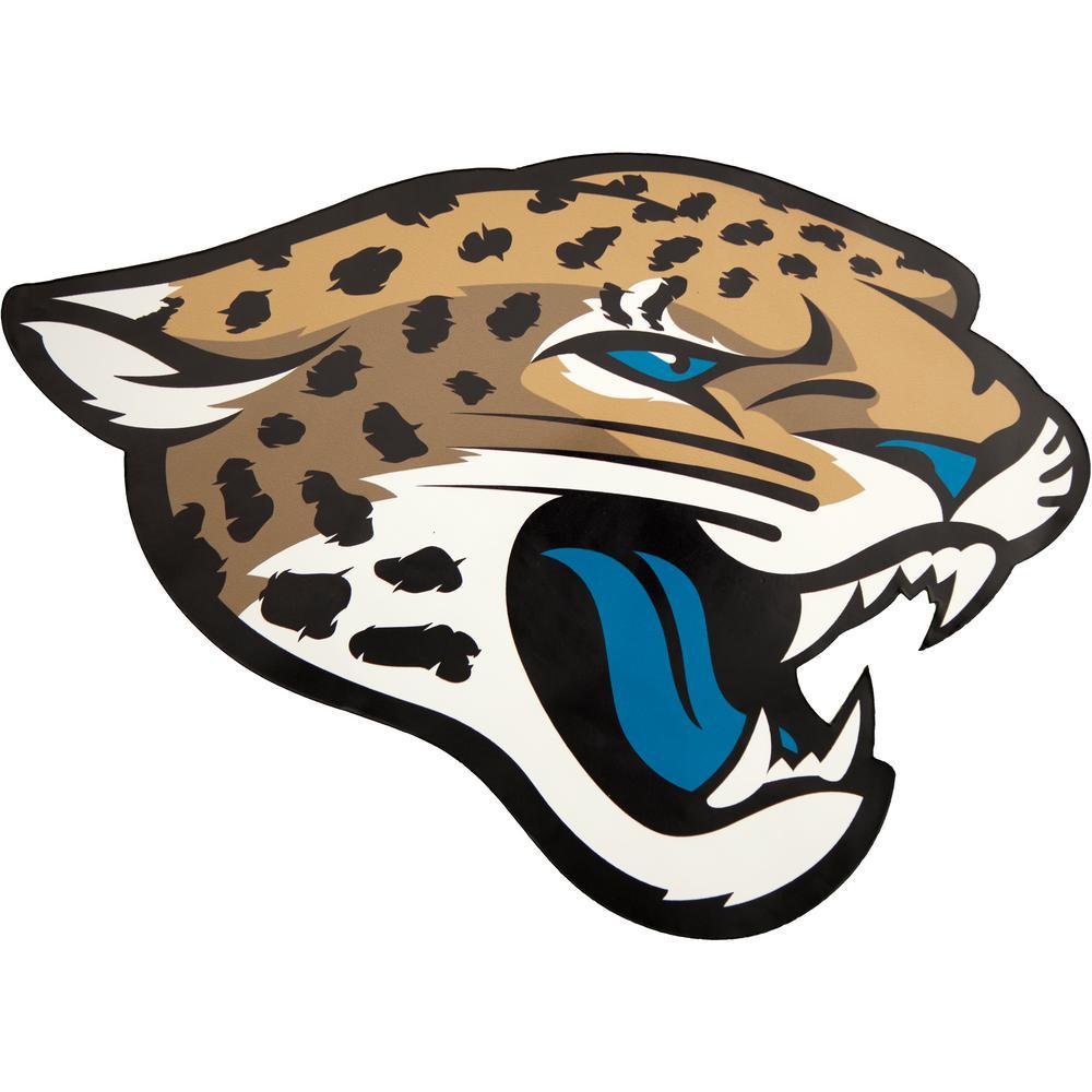 dedfd431 NFL Jacksonville Jaguars Outdoor Logo Graphic- Large