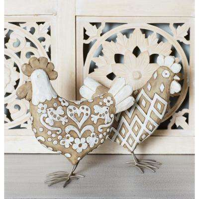 Chicken Decorative Accessories Home Accents The Home Depot Classy Roosters Decorative Accessories