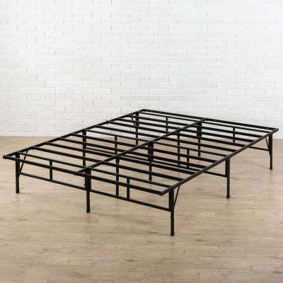 14 in. Full Easy-to-Assemble SmartBase Mattress Foundation